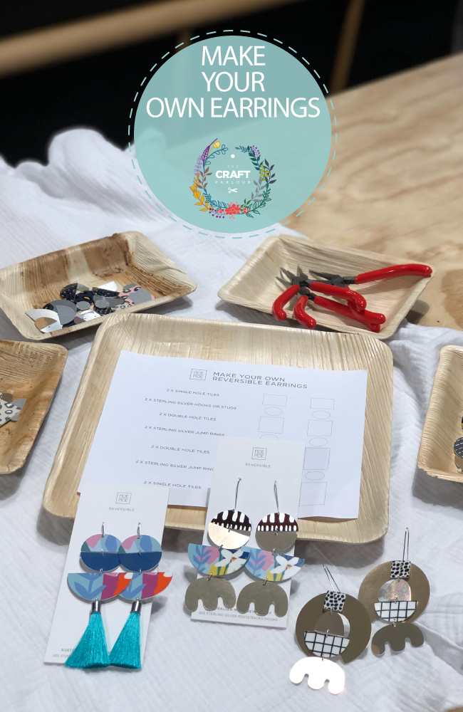 Examples of beautiful handmade jewellery for jewellery workshop
