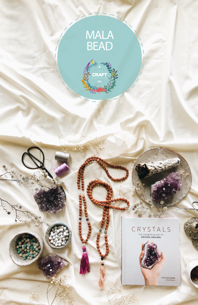 21ST FEBRUARY - INTENTIONAL MALA BEAD