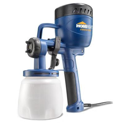Homeright FinishMax airless paint sprayer