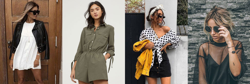 5 TRENDS FROM THE SPRING/SUMMER 2020 FASHION SHOWS