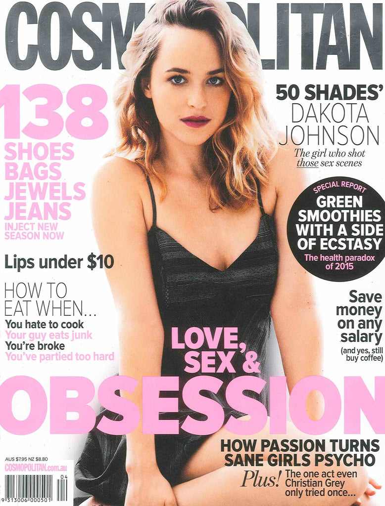 Cosmopolitan Magazine March ROC Sunglasses 1