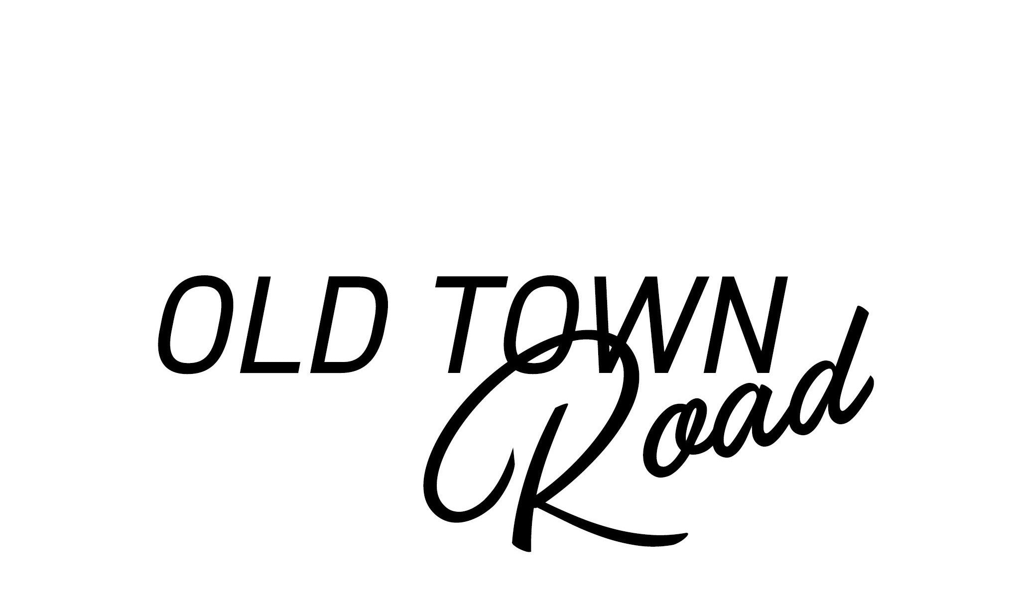 Title - Old Town Road