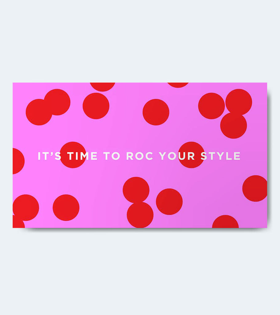 Gift Card - Roc Your Style