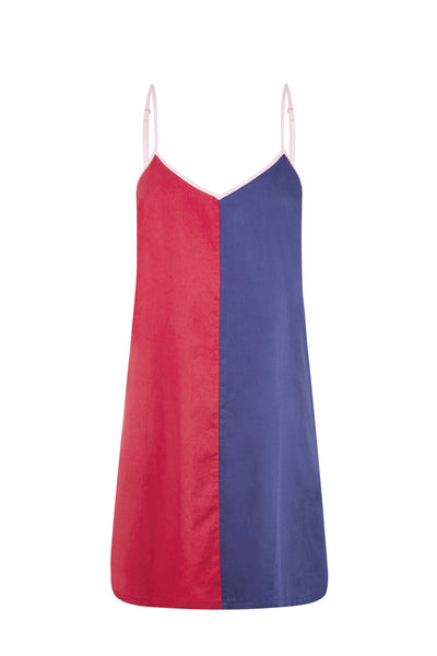 Colour Block Cami Nightie