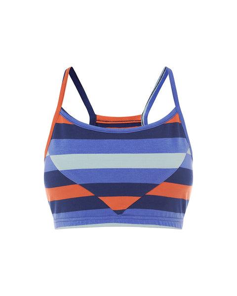 Stripe Basic Bra