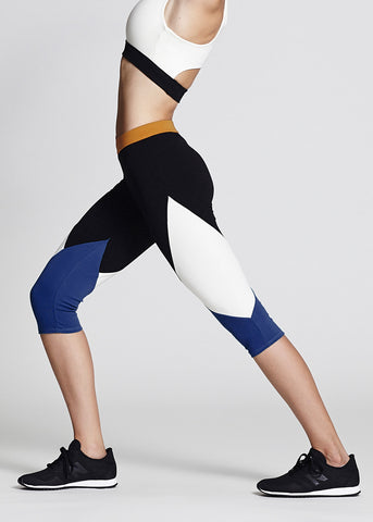 3/4 Panel Leggings