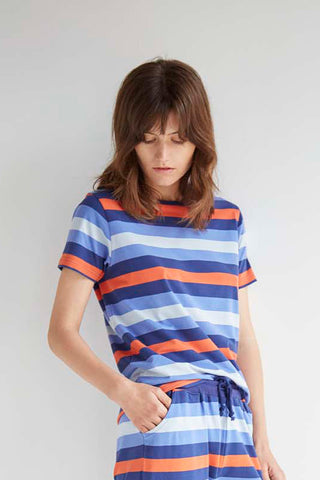 Stripe Basic Tee