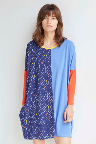 Telescope Long Sleeve Nightie