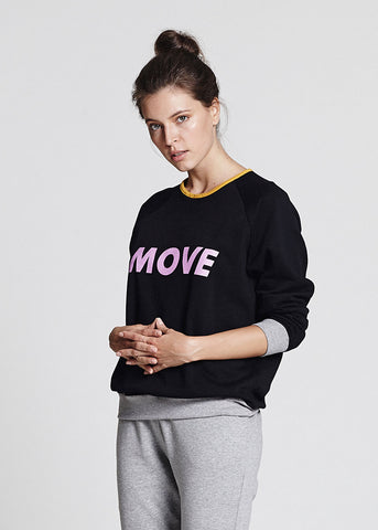 """MOVE"" Pullover - size S only"