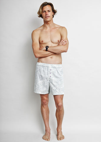 Balance Boxer Shorts ~ Grey