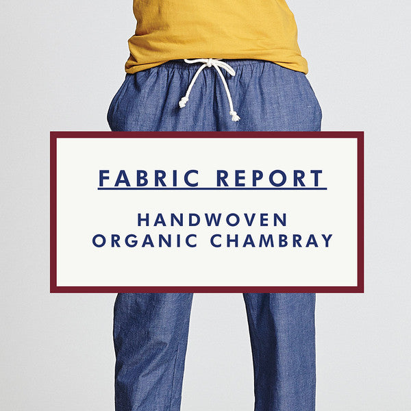 Handwoven Chambray