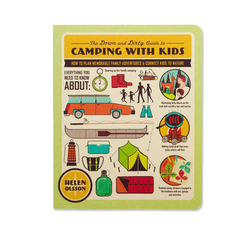 Reads: Down and Dirty Guide to Camping with Kids