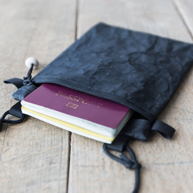 Double Passport Pouch