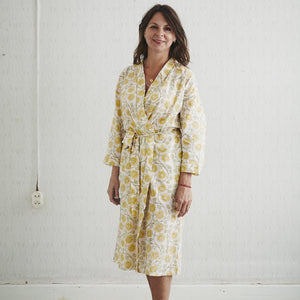 Robe, Sunflower Colour Mustard