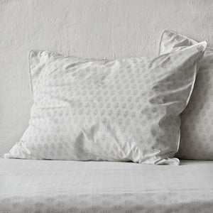 Booti Rustic Grey Pillowcase 2 pc