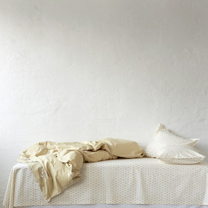 Booti Mustard Pillowcase 2 pc