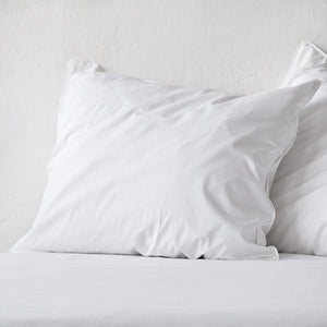 Crisp White Pillowcase 2 pc