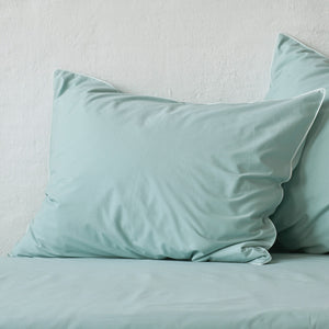 Green Sea Pillowcase 2 pc