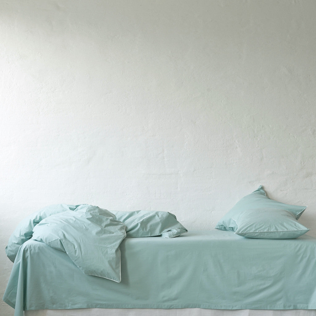 Green Sea Duvet Cover