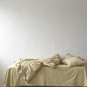 Mustard Pillowcase 2 pc