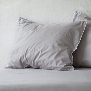 Rustic Grey Pillowcase 2pc