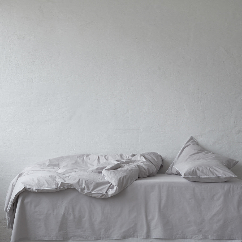 Rustic Grey Duvet Cover