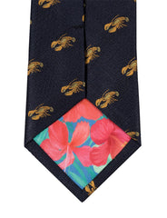 Lobster Silk Tie