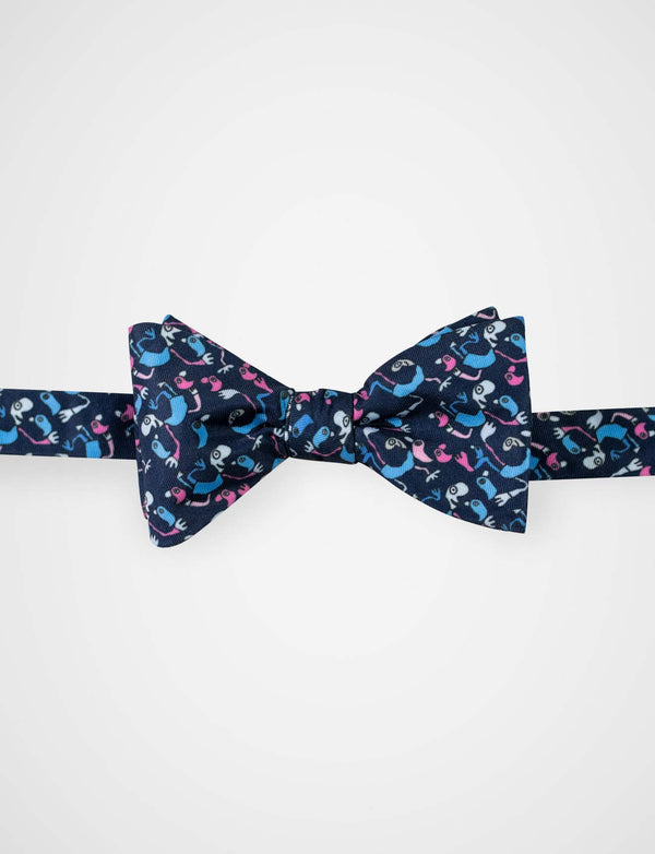 Michael Leunig 'Simple Pleasures' Bow Tie (Limited Edition)
