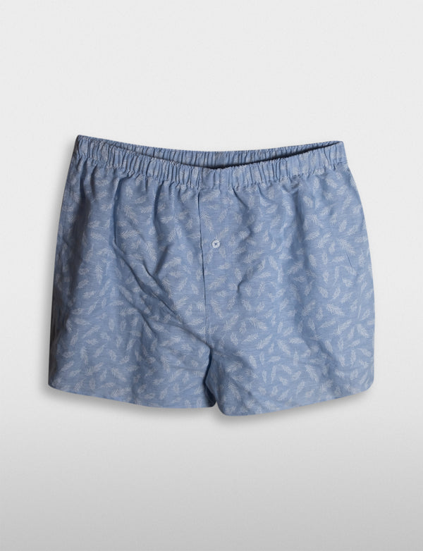Feather Sleep Shorts