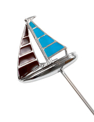 Sailing Boat Lapel Pin