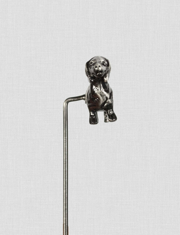 Sausage Dog Lapel Pin