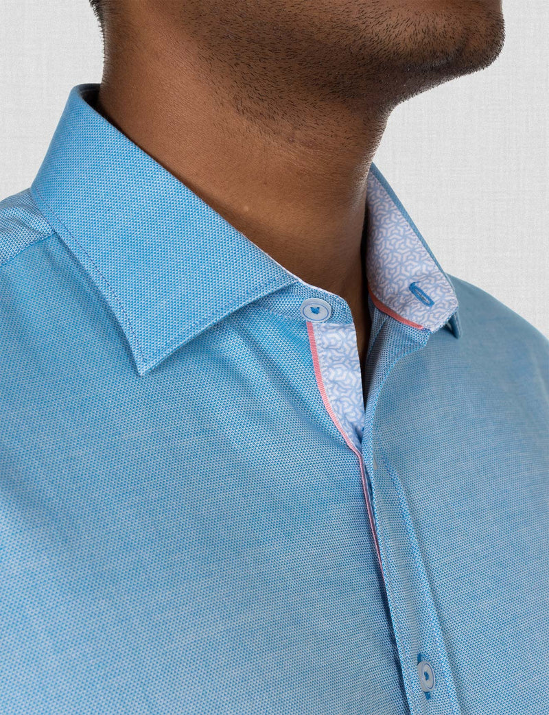 Judd Oxford Shirt (Short Sleeve)