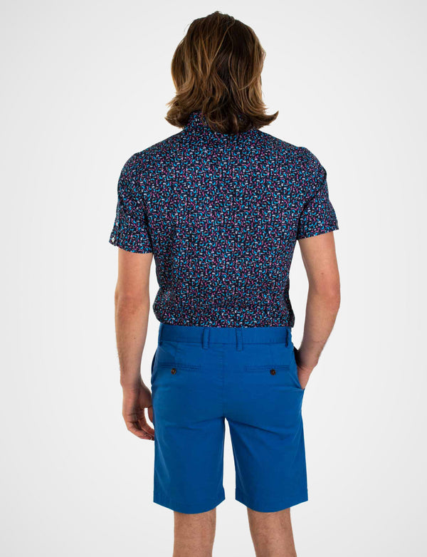 Michael Leunig 'Simple Pleasures' Short Sleeve Print Shirt (Limited Edition)