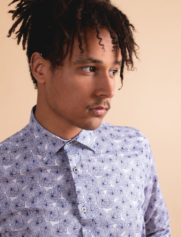 Under The Sea Print Shirt
