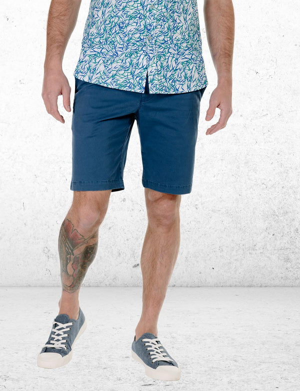 Airforce Blue Shorts