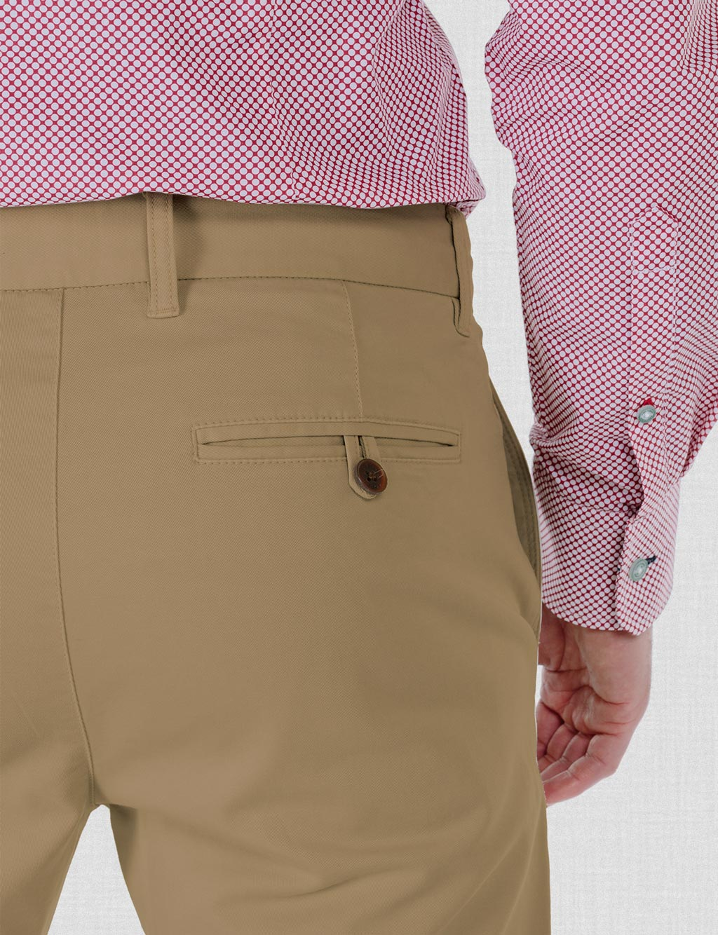 Tan Chino Pants