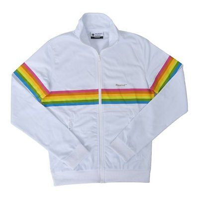 Polaroid Jacket White/Dark Blue