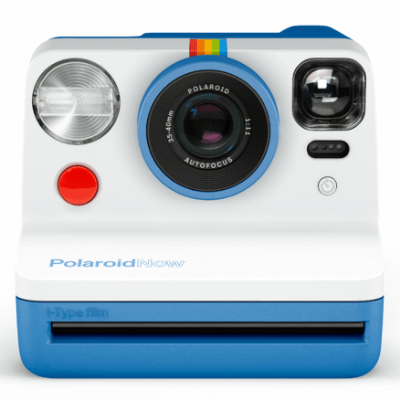 Polaroid Now i‑Type Instant Camera - Blue