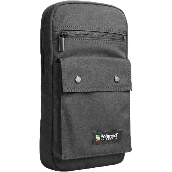 Canvas carry case for Polaroid SX-70 and SLR 680