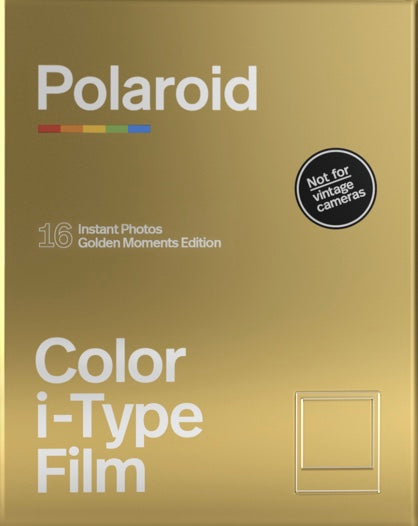 Color i‑Type Film Double Pack ‑ Golden Moments Edition