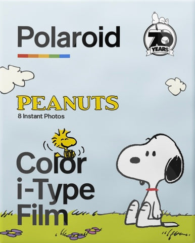 Color i‑Type Film ‑ Peanuts