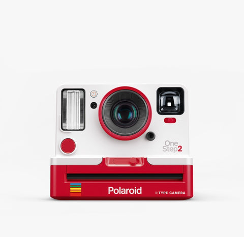 Polaroid OneStep 2 i‑Type Instant Camera - Red
