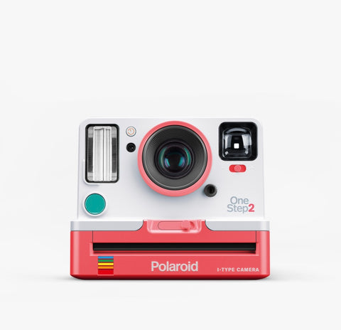 Polaroid OneStep 2 i‑Type Instant Camera - Coral