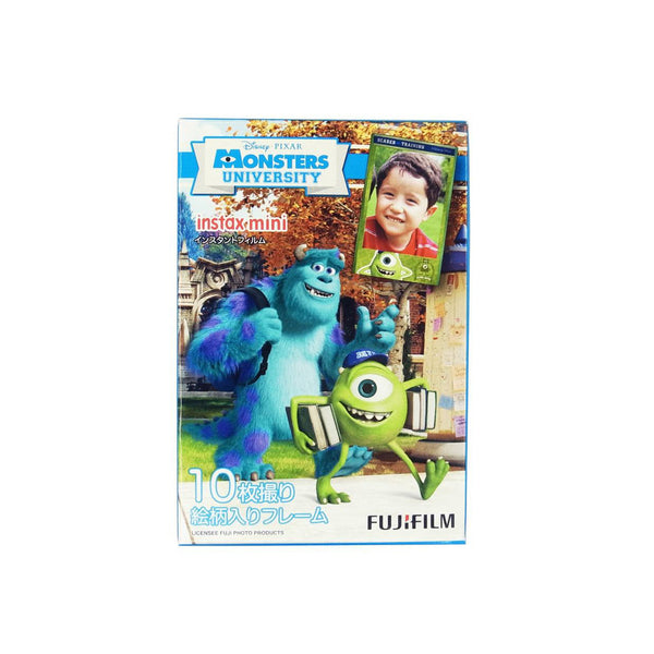 Instax mini Monster University