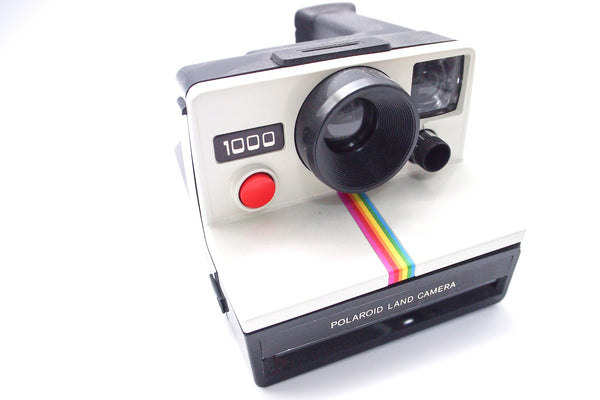 Rainbow 1000 Red button