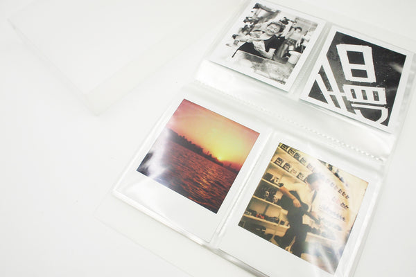 Polaroid Photo Album