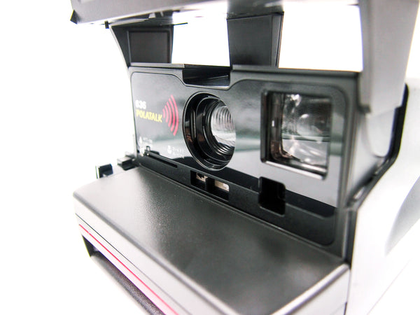 Polaroid 636 Polatalk Camera