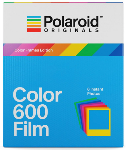 Color Film for 600 Color Frames EXP 09/19 (EXPIRED)