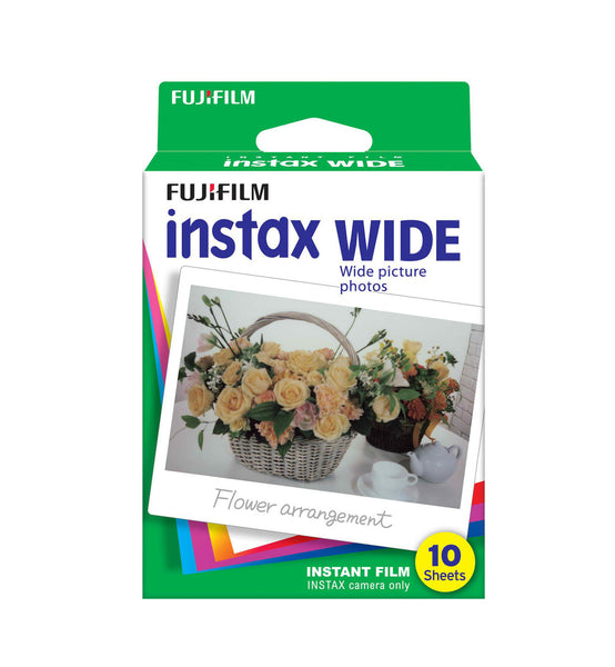 Fujifilm Instax Wide Film Single Pack