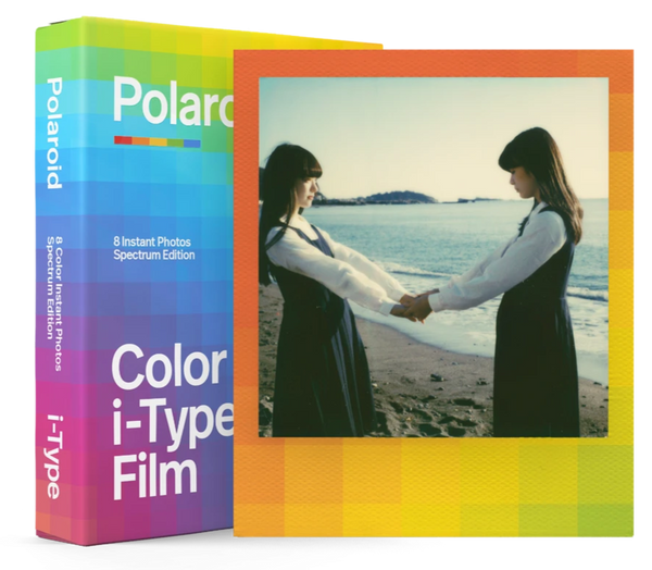 Color Film for i-Type-Spectrum Edition (Pre-order)